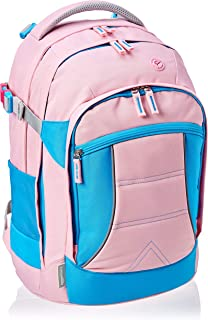 AmazonBasics Ergonomic Backpack, Pink