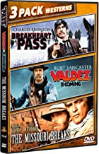Valdez Is Coming / Breakheart Pass / Missouri Breaks