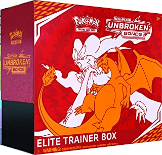 Pokemon TCG: Sun & Moon Unbroken Bonds Elite Trainer Box