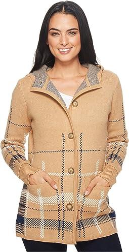 Royal Robbins - Sweater Coat Hoodie
