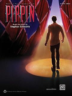 Pippin - نت برگ از موسیقی برادوی موزیکال: پیانو / آواز / آکورد