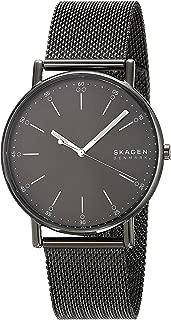Skagen Analog Grey Dial Men's Watch-SKW6577