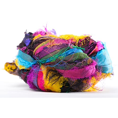 Ladder Ribbon Yarn Amazon Com
