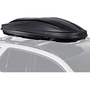 Cartrend Spark 480 I 22407 G3 - Box portapacchi per auto, 390 l