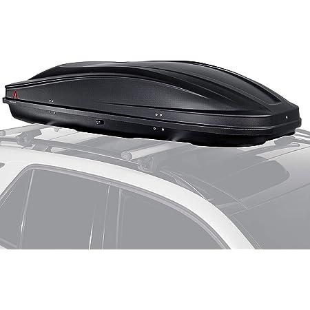Dachbox Weiß Vdpmaa320w 320 Liter Abschließbar Alu Relingträger Vdp004xl Kompatibel Mit Ford Kuga Ab 08 Auto