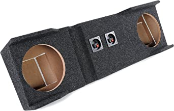 "Bbox A162-10CP Dual 10"" Sealed Subwoofer Enclosure Fits..."