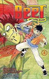 Beet The Vandel buster nº 04/13 (Manga Shonen)