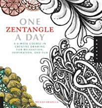 One Zentangle A Day:A 6-Week Course in Creative