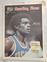 1971 Sporting News March 13 Sidney Wicks UCLA Excellent