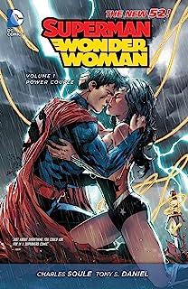 Superman/Wonder Woman, Volume 1: Power Couple