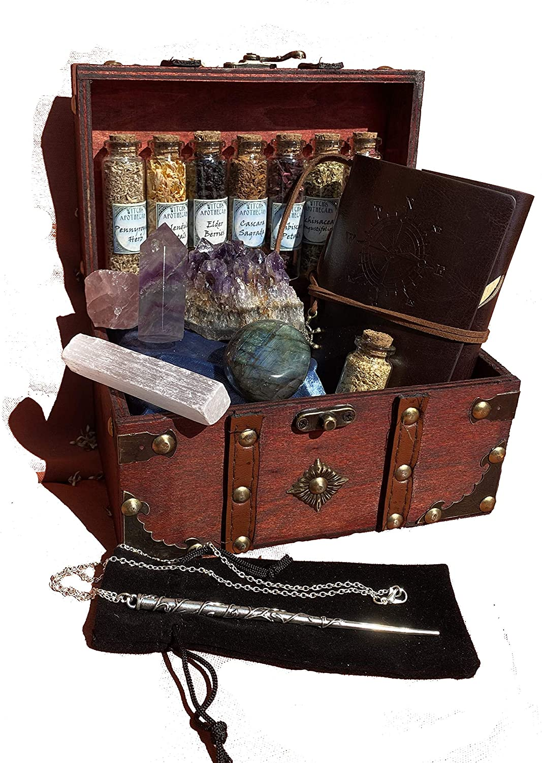 Witch kit Wiccan Altar Beginner for Baby Witchcraft Witc 人気の製品 公式ショップ