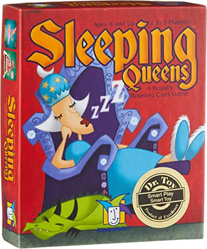 Sleeping Queens Card Game product image