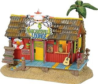 Department 56 Margaretville Lounge Musical Village Lit Building, Multicolored
