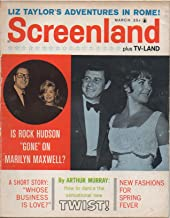 Screenland (plus: TV-Land), vol. 62, no. 5 (March 1962): Liz Taylor's Adventures in Rome!; Is Rock Hudson