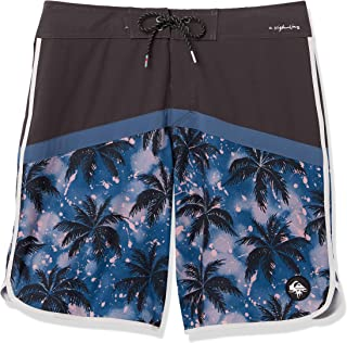 Quiksilver - Mens Cryptscal20 Boardshorts