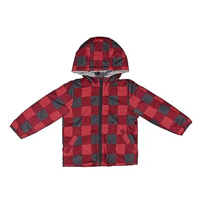 KIKO & MAX Midweight Rain Resistant Converts to Pillow Jacket Coat
