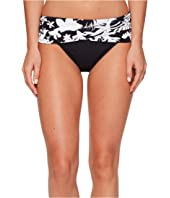 Bleu Rod Beattie - Between The Lines Sarong Hipster Bikini Bottom