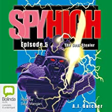 Spy High 5: Soul Stealer
