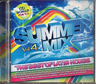 Summer Mix Vol. 4: The Best Of Latin House [2CD] 2011 [Mixed Massivedrum]
