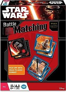 Star Wars The Force Awakens Battle Matching Game