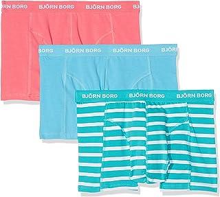 Bjorn Borg Men's 3p Shorts Bb Stripe