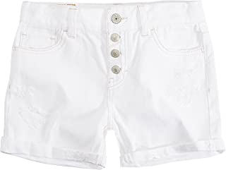 Levi's Girls' Girlfriend Fit Shorty Shorts