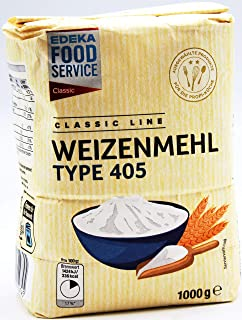 Classic Line Weizenmehl Type 405, 5er Pack 5 x 1 kg