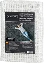 B.PRIME 2.6x6.6 feet / 80x200 cm Universal Non-Slip Rug Underlay for Hard Floors.