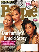 People Magazine July 8, 2019 | Jada Pinkett Smith – Family's Untold Story