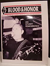 BLOOD & HONOR USA ISSUE NO. 3 IAN STUART DONALDSON MEMORIAL ISSUE SKREWDRIVER BLOOD AND HONOUR
