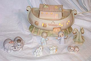 Precious Moments Noah's Ark Two By Two Collector's Set