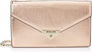 Michael Kors Womens 30h9largehc6m Md Envelope Clutch Medium Envelope Clutch