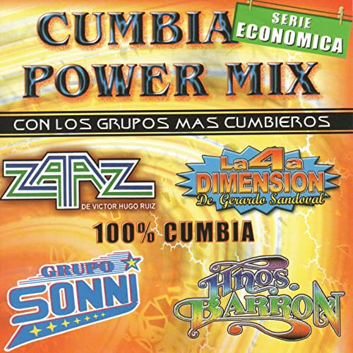 Cumbia Power Mixcumbia Power Mix