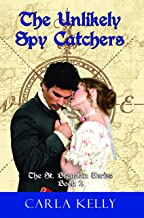 Unlikely Spy Catchers (St. Brendan Book 2)