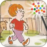 The New Kid on the Block - hilarious interactive poetry book in English