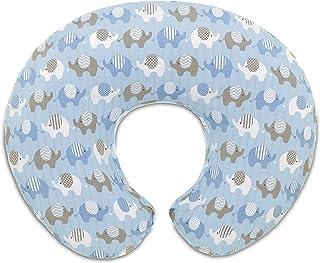 Chicco Boppy Pillow Slipcover Elephants Blue, 130 Grams