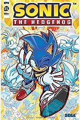 Sonic The Hedgehog (2018-) #25 Kindle Edition