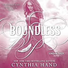 Boundless: An Unearthly Novel, Book 3