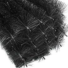 24 m dakgootborstel 120 cm Ø 12 cm bladbescherming marter bescherming 20 stuks