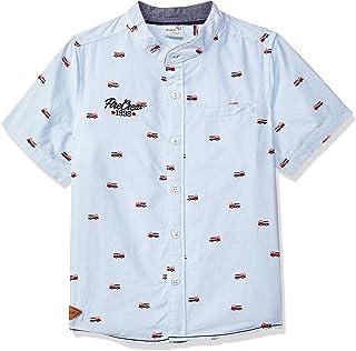 Max Boy's Regular fit Shirt