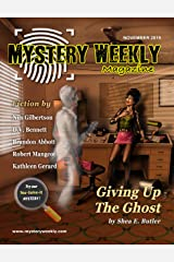 Mystery Weekly Magazine: November 2019 (Mystery Weekly Magazine Issues Book 51) Kindle Edition