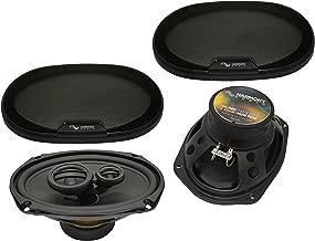 Harmony Audio HA-R69 Car Stereo Rhythm Series 6x9 Replacement 450W Speakers