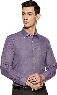 Bradstreet by Arrow Men's Plain Slim Fit Formal Shirt