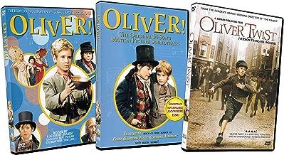 Oliver! / Oliver! (With CD Soundtrack) / Oliver Twist (3-Pack)