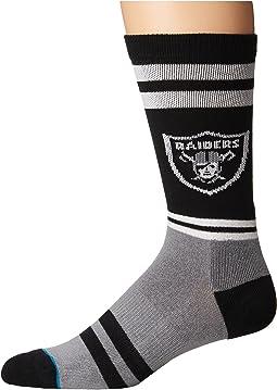 NFL Raiders Sideline