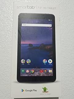 SmarTab 7 Android 7.1, Nougat Tablet with HD display, Quad-core processor & 16GB Storage