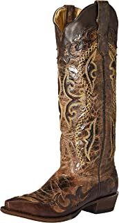 Stetson Women's Vivi Snip Work Boot