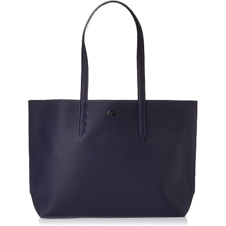 Lacoste Damen NF2142AA Einkaufstasche, Eclipse Farine, Einheitsgröße