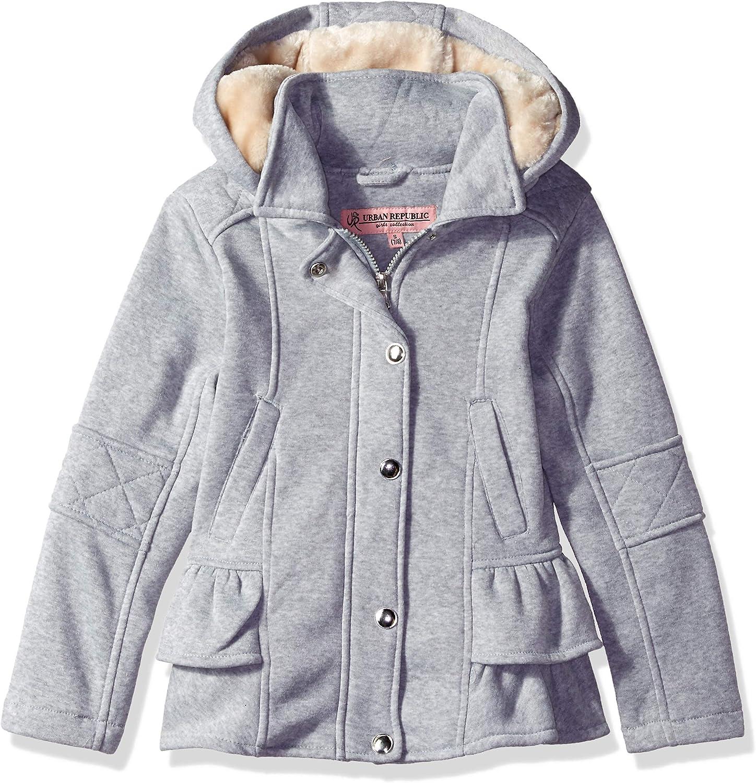 sold out URBAN REPUBLIC Girls Jacket Fleece Sale price