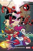 Spider-Man/Deadpool Vol. 4: Serious Business (Spider-Man/Deadpool (2016-2019))